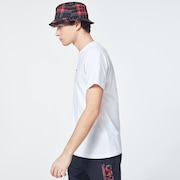 SS Thermonuclear Tee - White