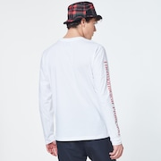LS Thermonuclear Tee - White
