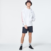 Thermonuclear Hoodie - White