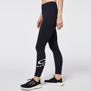 Ellipse Logo Leggings - Blackout
