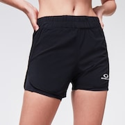 Essential Runnig Short - Blackout