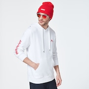 Year of the Rat Hoodie OTH - White