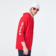Year of the Rat Hoodie OTH - Red Line