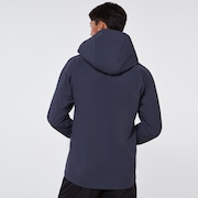 RS Shell Brushed Warm Jacket - Dark Cloud
