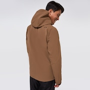 RS Shell Brushed Warm Jacket - Cinnamon