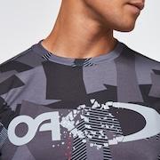 Enhance QD SS Tee Graphic 10.7 - Black
