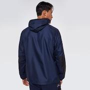 Enhance Wind Mesh Jacket 10.7 - Black Iris