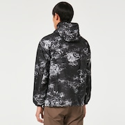 Enhance Wind Mesh Jacket 10.7 - Black