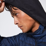Enhance Wind Warm Jacket 10.7 - Black Iris