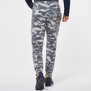 Enhance QD Fleece Pants 10.7 - Green Print
