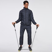 Enhance Wind Warm Pants 10.7 - Dark Gray Hthr