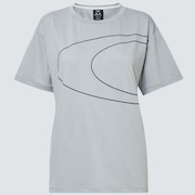 WMNS QDC Off Body SS Tee - New Athletic Gray
