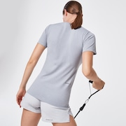 WMNS O-Fit S/S Tee - New Athletic Gray