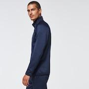 Enhance Tech Jersey Jacket 10.7 - Black Iris