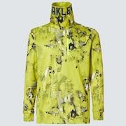 Skull Cosmic HI-Neck LS Shirts
