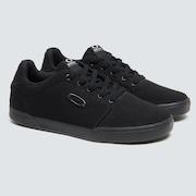 Oakley Canvas Flyer Sneaker - Blackout