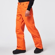 Crescent 2.0 Shell 2L 10K Pant - Bold Orange