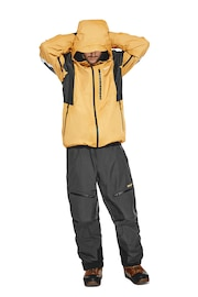 TC Gunn Shell Jacket - Gold Yellow