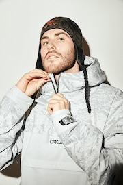 TC Ice Pullover BZI Jacket - Gray Mountains