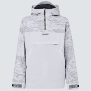 TC Ice Pullover BZI Jacket
