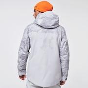 TC Ice Pullover BZI Jacket - Gray Mountains