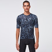 New Endurance Jersey - Black Electric