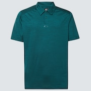 Gradient Gravity Polo 2.0 - Tree Green/Bayberry Hthr