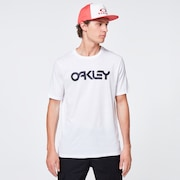 Mark II Tee - White/Black