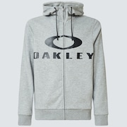 Bark FZ Hoodie - Granite Heather