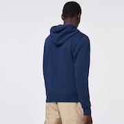 Hoodie New Bark - Universal Blue