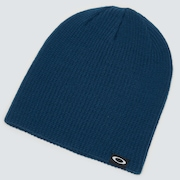 Backbone Beanie - Pond Blue