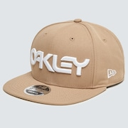 Mark II Novelty Snap Back - Safari