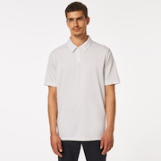 Gravity Short Sleeve Polo 2.0 - White