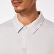 Gravity Short Sleeve Polo 2.0 - White