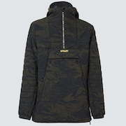 TC Cruiser Down Jacket - Green Mountains