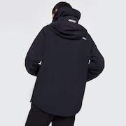 TNP Lined Shell Anorak - Blackout