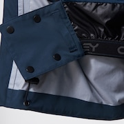 TNP Syphon Shell Jacket - Double Blue