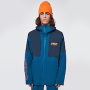 TNP Syphon Shell Jacket - Double Blue