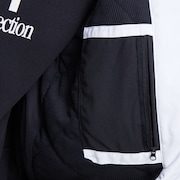 TNP BZI Jacket - Black/White