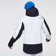 TNP BZI Jacket - Black/White