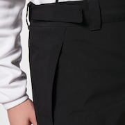 TNP Lined Shell Pant - Blackout