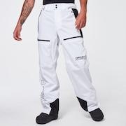 TNP Lined Shell Pant - White