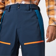 TNP Lined Shell Pant - Pond Blue