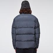Latitude Full Zip Puffer Jacket - Uniform Gray