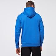 Straight Peak Fleece Hoodie - Royal Blue