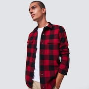 Podium Long Sleeve Flannel
