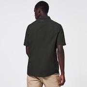 Ripstop SS Shirt - Dark Olive Green