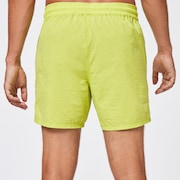 Oakley Patch 16 Beachshort - Golden Lime