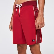 Oakley Patch 20 Boardshort - Deep Red