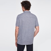 Aero Ellipse Polo 2.0 - Uniform Gray